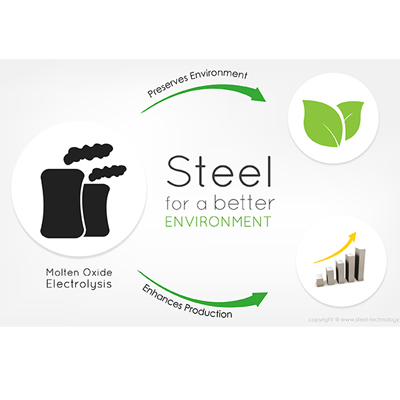 Steel for a better environment