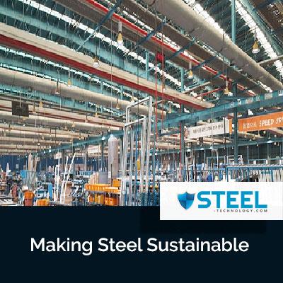 Making Steel Sustainable
