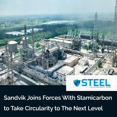 Sandvik Joins Forces With Stamicarbon to Take Circularity to The Next Level