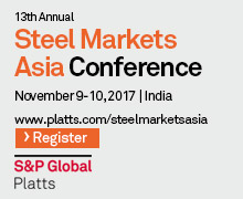 13th Annual Steel Markets Asia Conference