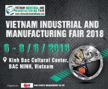 Vietnam Industrial & Manufacturing Fair 2018