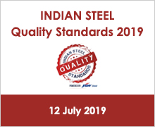 Indian Steel Quality Standards 2019