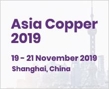 Asia Copper 2019