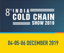 India Cold Chain Show 2019