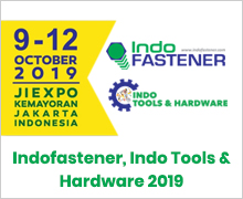 Indofastener, Indo Tools & Hardware 2019