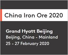 China Iron Ore 2020