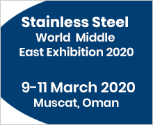 Stainless Steel World Middle East Exhibition 2020