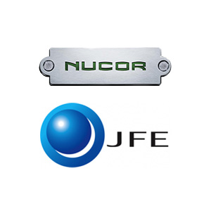 Nucor and JFE