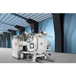 Dual Chamber Vacuum Furnace