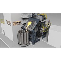 Vacuum Induction Degassing Furnace