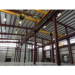 Manufacturing & Industrial Metal Buildings