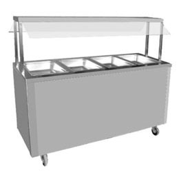 Mobile Refrigerated Cold Well Buffet