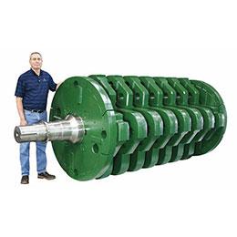 Shredder Rotors