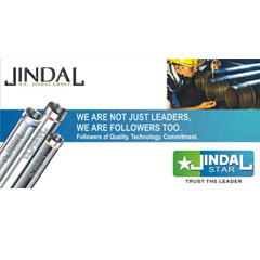 ERW Pipes & Tubes Branded As Jindal Star