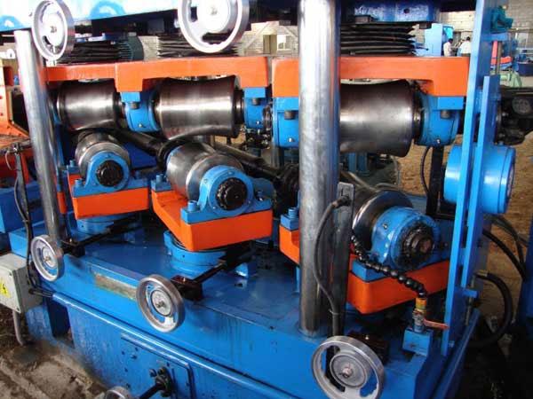 6 CR Straightening Machine