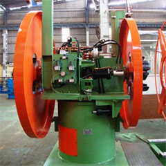 Double Mandrel Uncoiler