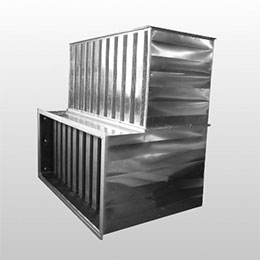 Air ducts and accessories