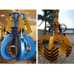 Hydraulic Grab