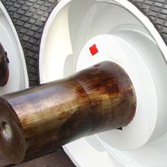Heavy-Duty Conveyor Pulleys