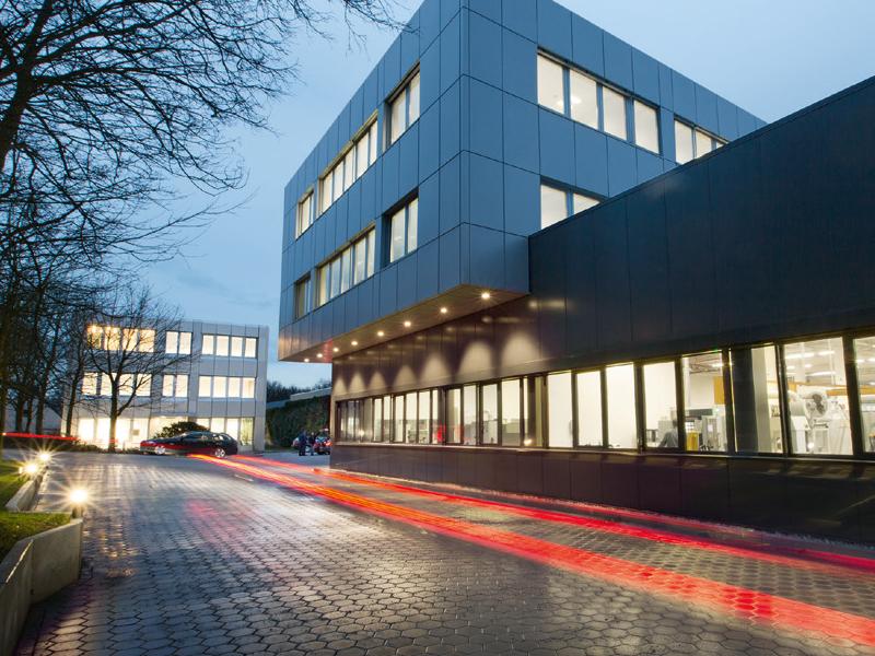Raeder-Vogel Headquarters