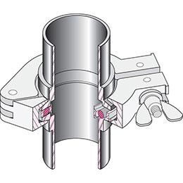 KF Vacuum Fittings