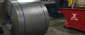 COLD ROLLED - Carbon Steel