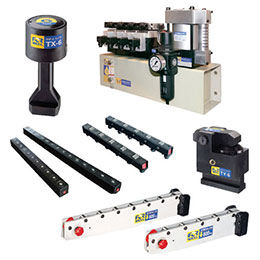 Forwell Quick Die Change System